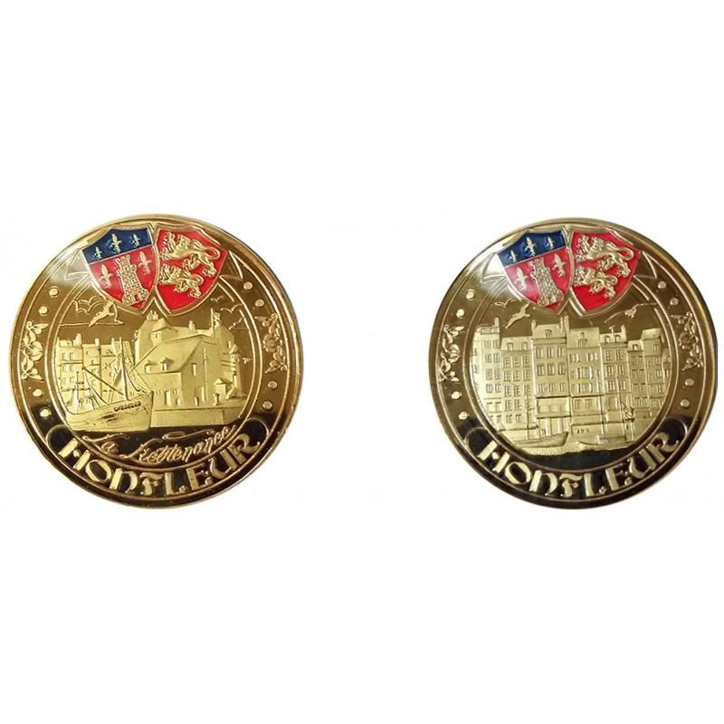 E1170 Medal 40 mm Honfleur