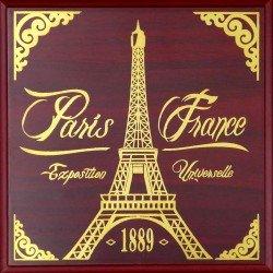 BOX2 Coffret 4 Médailles Paris 40mm