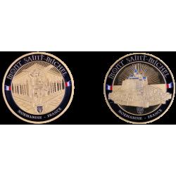 F1115 Medal 70mm Mont Saint Michel
