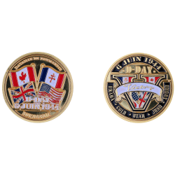 F11491 Medaille 70 mm Victory Anniversary
