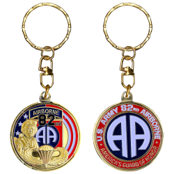 PCDD3 Pc Rond 82Nd Airborne Division