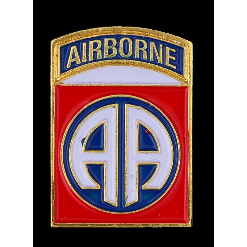PDD7 Pins D-Day 82ème Division