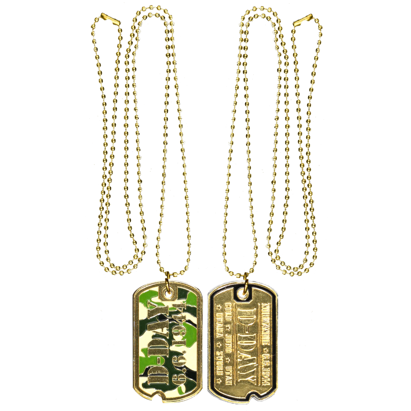 DT8 Dog Tag Camouflage