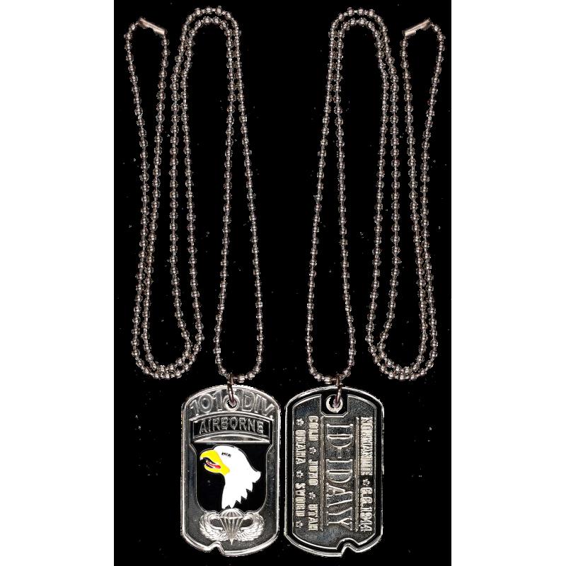 DT101-1 Dog Tag 101St Airborne Division