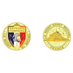 D11461 Medaille 32 MSM Pompiers