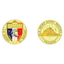 D11461 Medal 32 MSM Pompiers