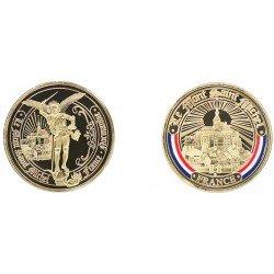 E1148 Medal 40mm Msm France