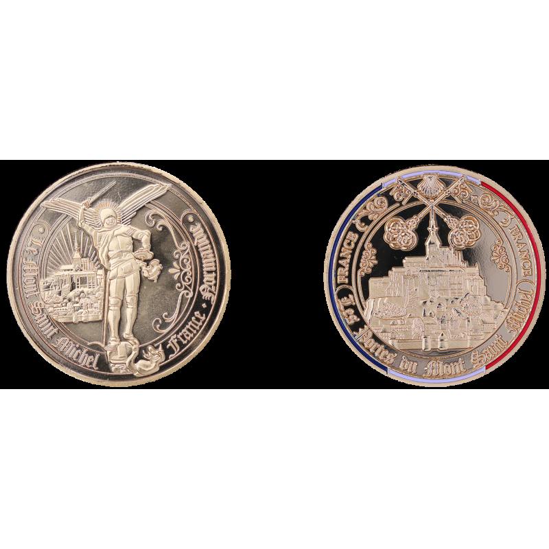 E1175 Medal 40 mm MSM Gate Archange