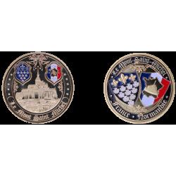 E1173 Medal 40 mm Mt Saint Michel Arms