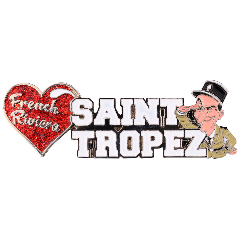 MN51 Magnet Saint Tropez Red