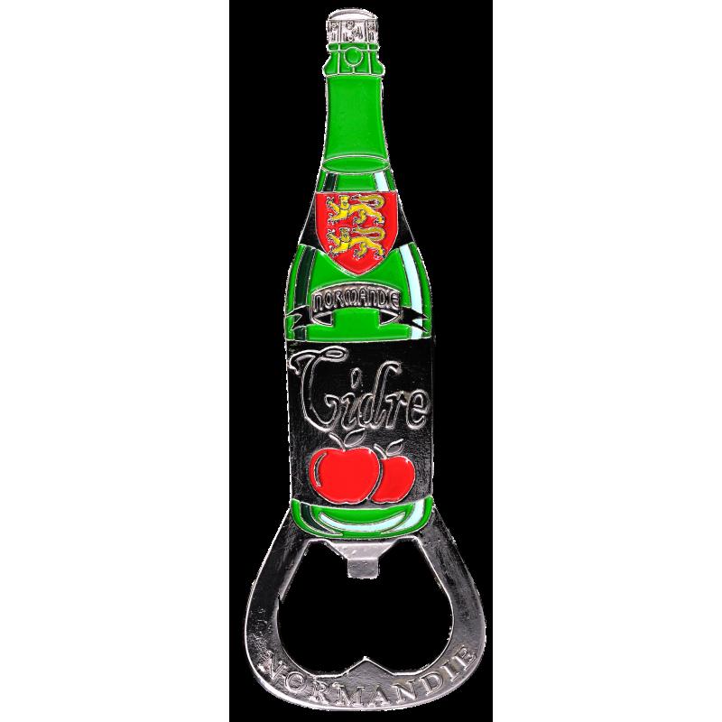 MN8 Magnet Metal Normandie bottle opener Cidre drink