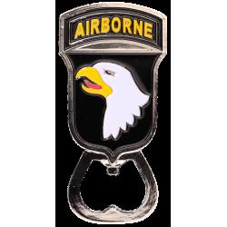 MN9 Magnet Metal D Day Decapsuleur 101St Airborne