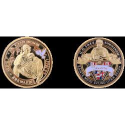 Coin 32 mm 75Eme Dday