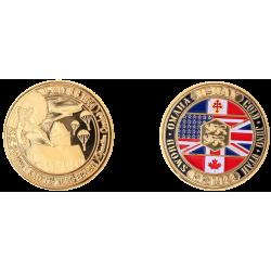 E1142 Medal 40 mm Ste Mere Eglise