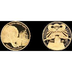 Coin 40 mm Ste Mere Eglise...