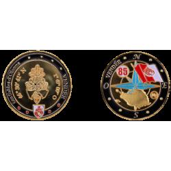 Médaille Sable d'Olonne...