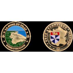 Coin 34mm Dune du Pilat of...