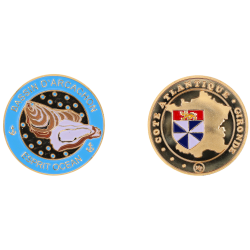 Coin 34mm Oyster of Bassin...