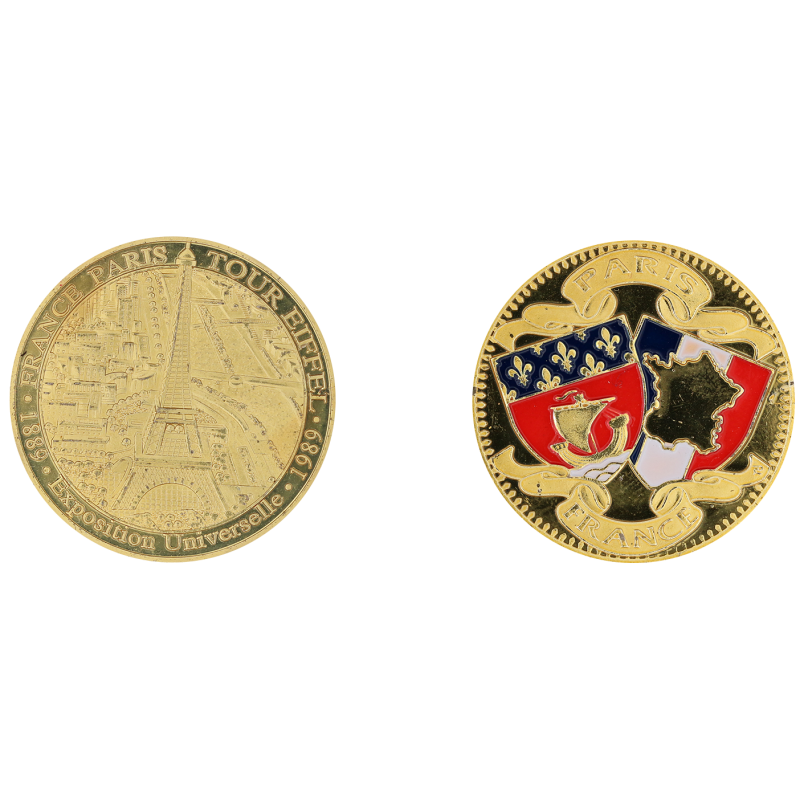 D11430 Medal 32 mm 3 Monuments 2015