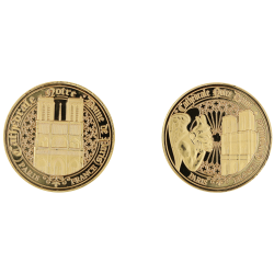 E1151 Medal 40 mm ND - Gargouille