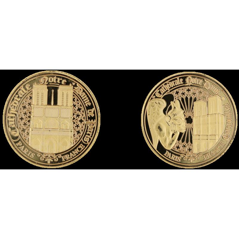 E1151 Medal 40 mm ND - Gargouille