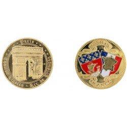 D11211 Medaille 32 mm Arc De Triomphe
