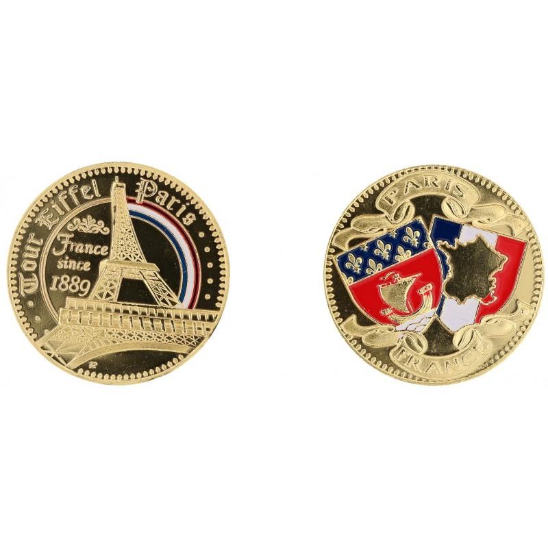 D11212 Medal 32 mm T.E. Since 1889 Arc En Ciel