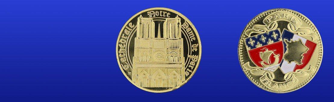 Médailles Paris